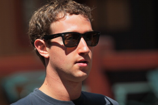 Zuckerberg Post Crashes Startup Website