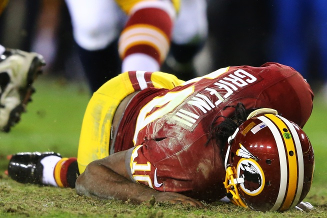 Images From Seahawks 24, Redskins 14