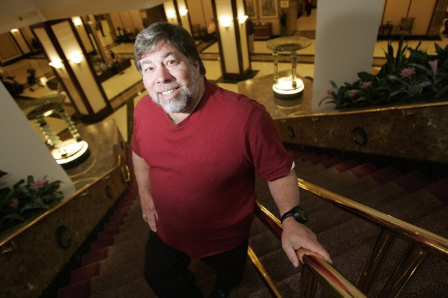 Woz: A Man of the People