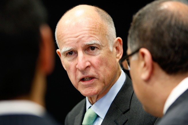 Jerry Brown Campaign Finally Produces Commercial