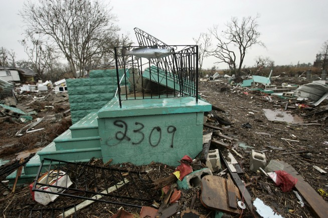 Hundreds of Millions in Katrina Funds Still Unspent