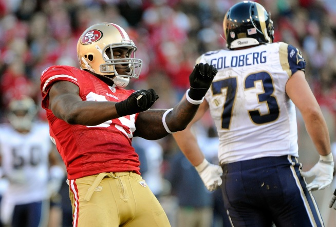 After Shaky Offseason, 49ers' Aldon Smith Appears Motivated