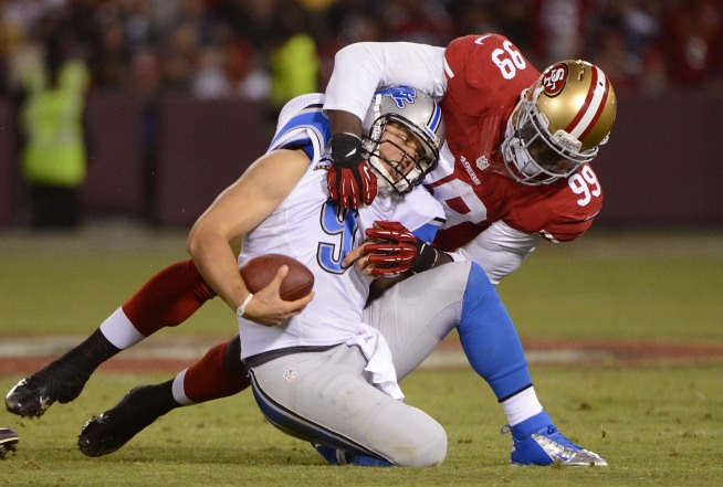 49ers Defense Pass a Pair of Tough Challenges
