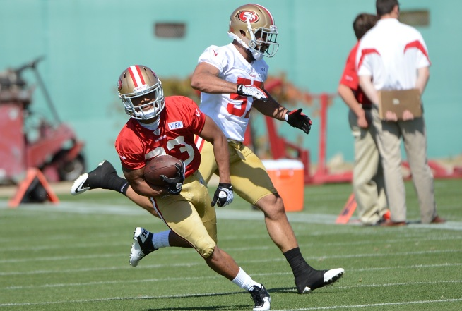 49ers Rookie LaMichael James Looks Like 'The Truth'