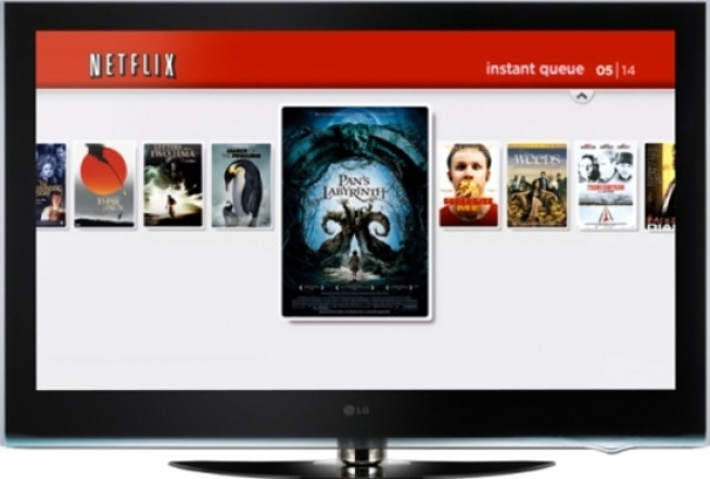Comcast Sets Up a Roadblock for Netflix Streaming Movies
