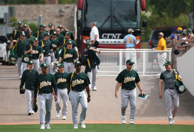 A's: Only Option is San Jose