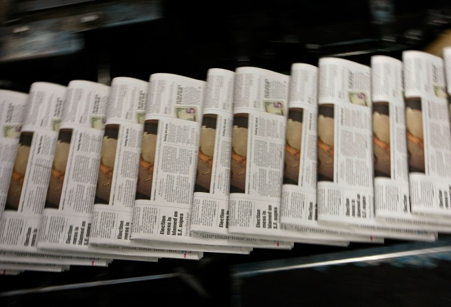 San Diego Union-Tribune Cuts 192 Staff Positions