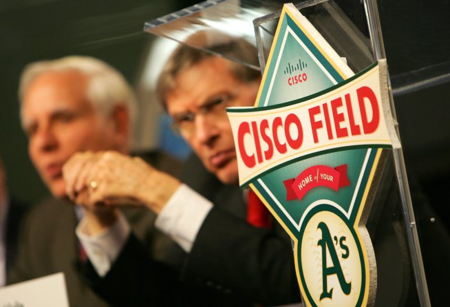 San Francisco Goes to Bat to Keep A's Out of San Jose