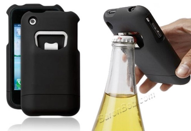 Bottle-Opening Functinality for iPhone