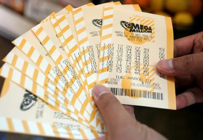 Friday's Mega Millions Numbers Released
