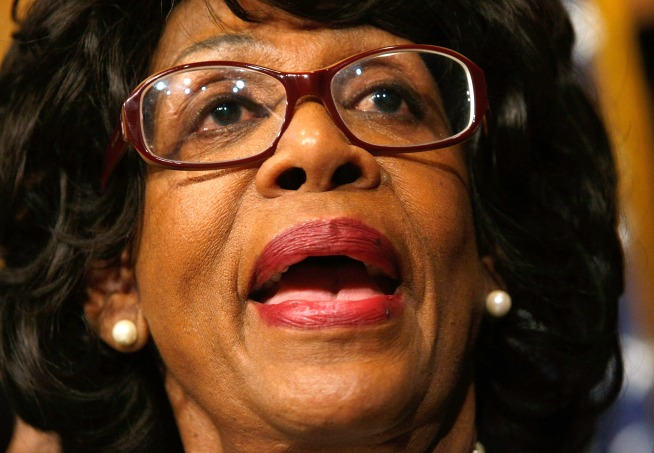 Reports: Waters Plans House Trial Over Ethics Charges