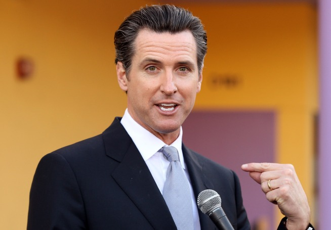 Newsom Has a Plan to Clean Up Golden Gate Park