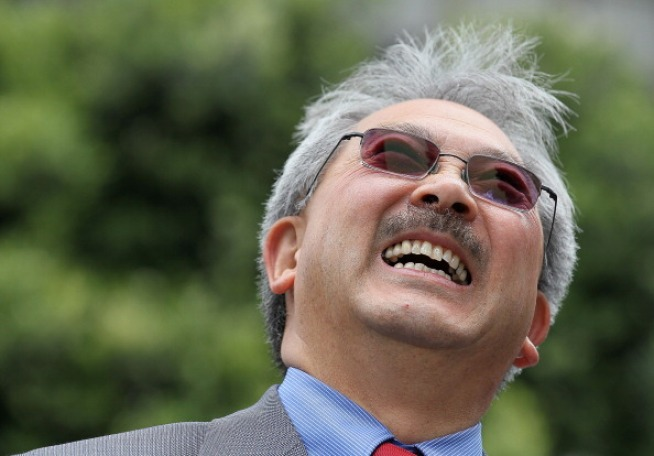 Mayor Ed Lee Raises Pile of Campaign Cash