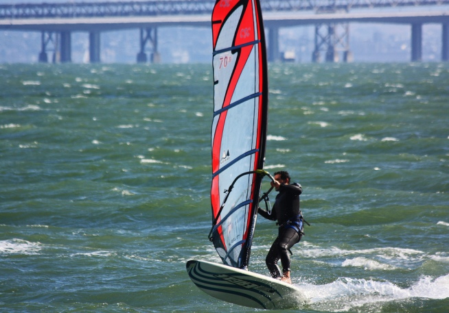Berkeley Votes to Protect Windsurfing