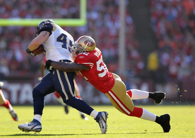 Niners Hoping Willis Injury Isn't Serious
