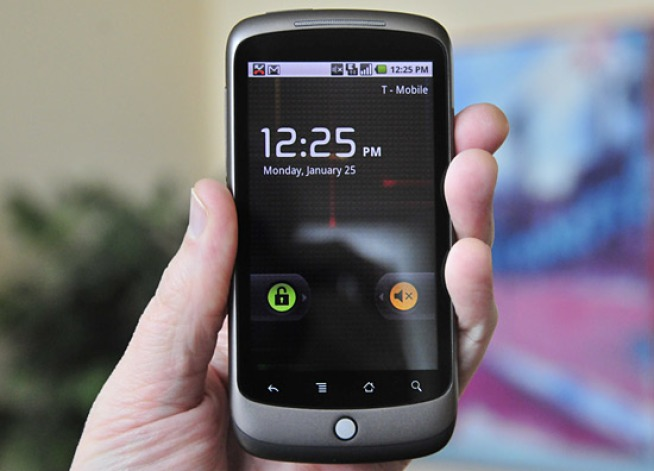 Google Nexus One Finally Gets Multitouch