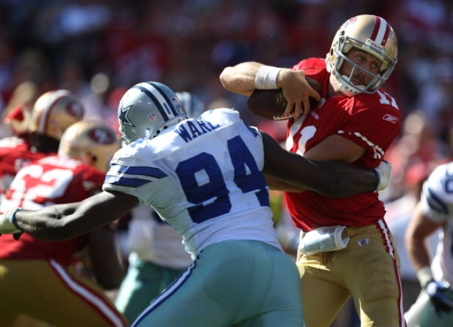 49ers' QB Needs O-Line Protection