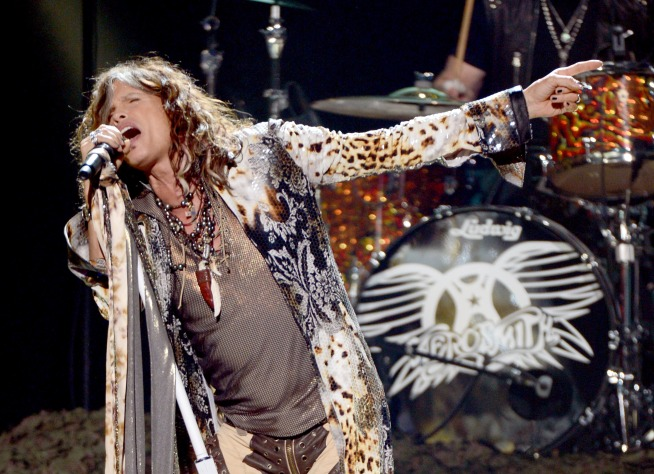 Live Music: Aerosmith, Meek Mill