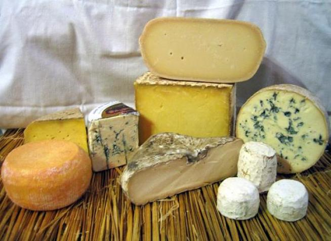 Say Cheese! It's the Artisan Cheese Fest