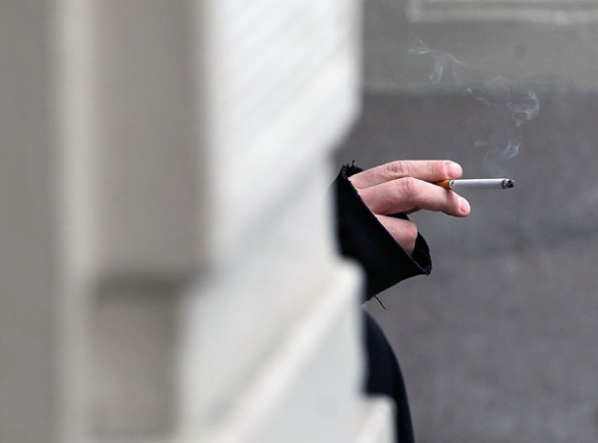 State Can't Touch Tobacco Money: Judge