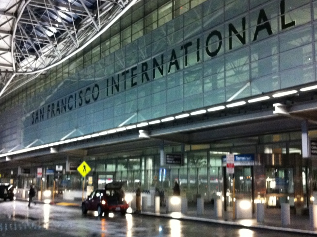 Severe Weather Affects SFO