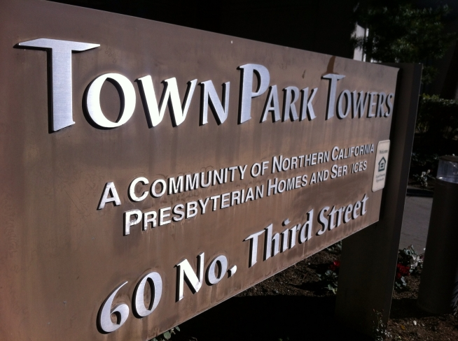 Senior citizen residents at the Town Place Towers on North Third Street in San Jose have been without consistent hot water since Jan. 3.  NBC Bay Area's Kris Sanchez reports.