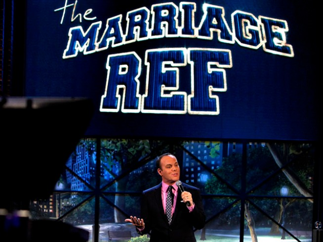 3/26: The Marriage Ref Live