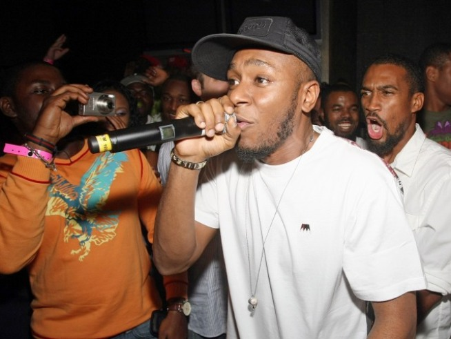 Mos Def and Erykah Badu in Concert