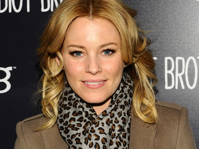 """30 Rock's"" Elizabeth Banks: It's a Boy"
