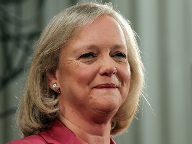 Meg Whitman Opposes High Speed Rail Progress