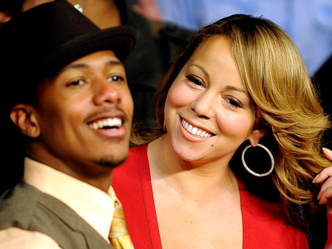 Nick Cannon Sets Mariah Rumors Straight