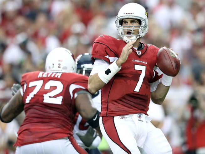 Raiders May Trade for Matt Leinart: Report