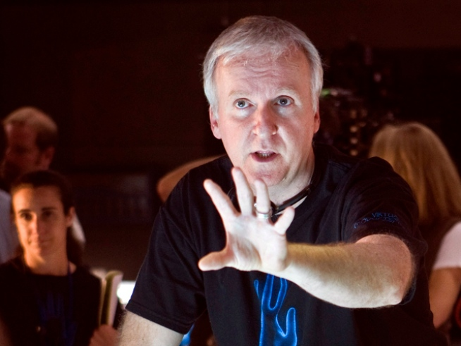 "James Cameron ""Couldn't Care Less"" About ""Hurt Locker"" Debacle"