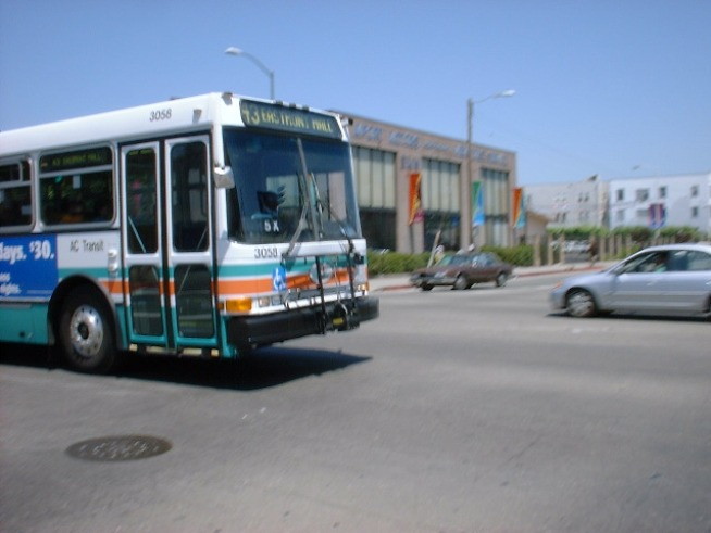 Hydrogen Leak at Emeryville AC Transit Facility