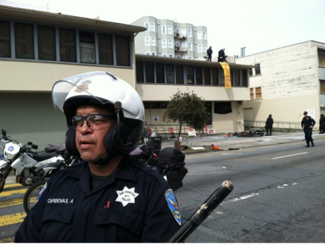 SFPD Is Looking To Stop 'Occupiers' From Taking Over Buildings