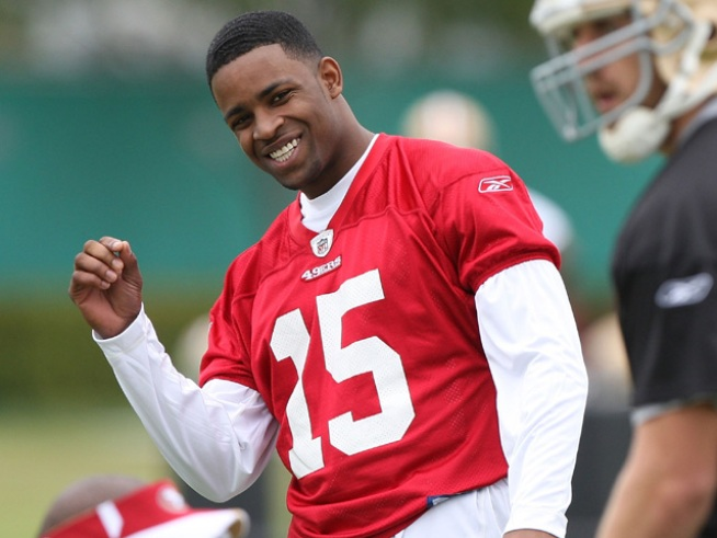 Crabtree Has Top-Selling 49ers Jersey