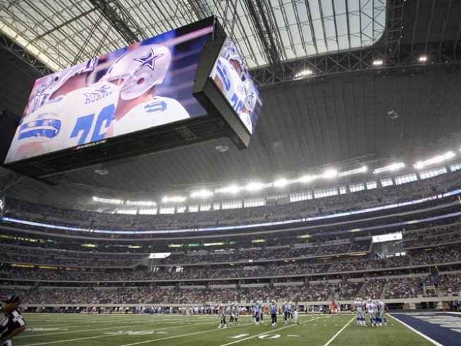 New Scoreboard Rules for 49ers-Cowboys Game