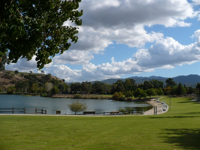 Almaden Lake Park Weed Prevention