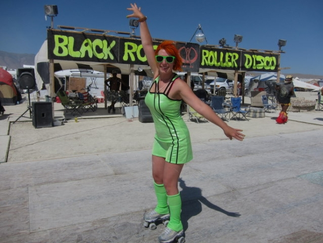 Burning Man Attendance to Be Kept Under Cap