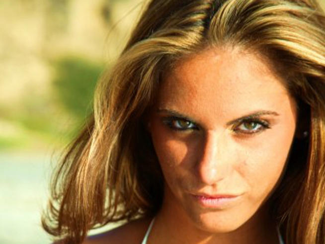 Swimsuit Model Describes Great White Attack
