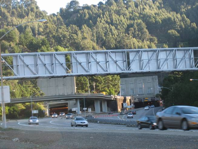 Caldecott Tunnel 4th Bore