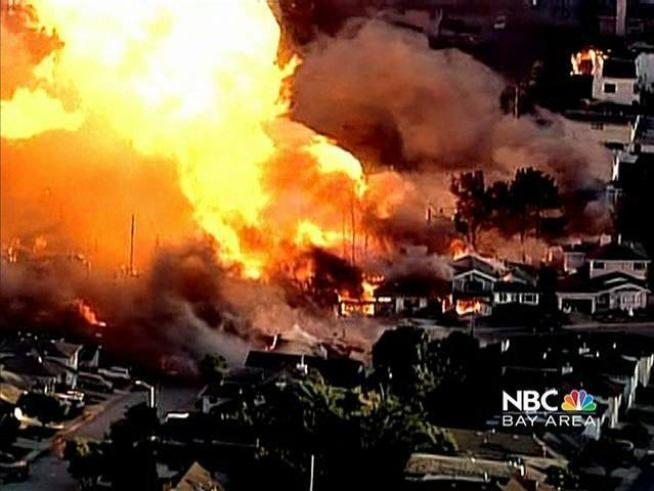 San Bruno Aftermath: a Look Back