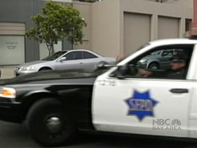 Officer Shoots Suspect in San Francisco
