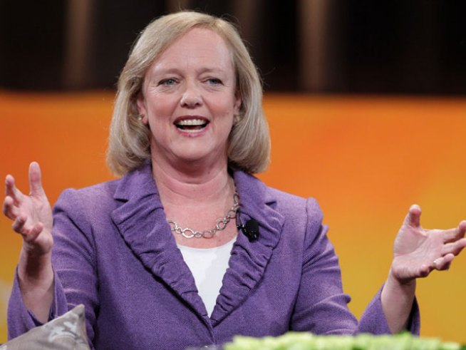 Meg Whitman: I Know What HP Needs to Do