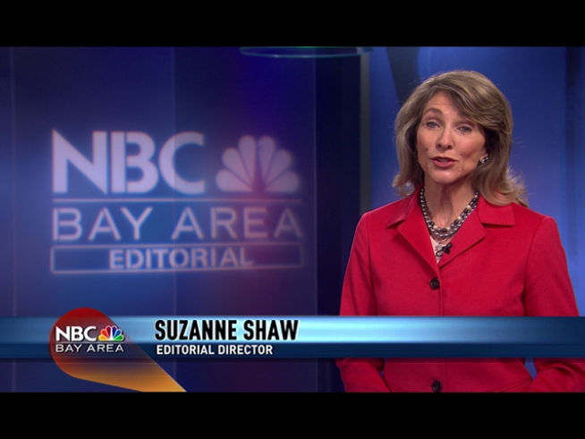 Suzanne Shaw, NBC Bay Area Editorial Director calls on all of us to resolve our rising homeless crisis.