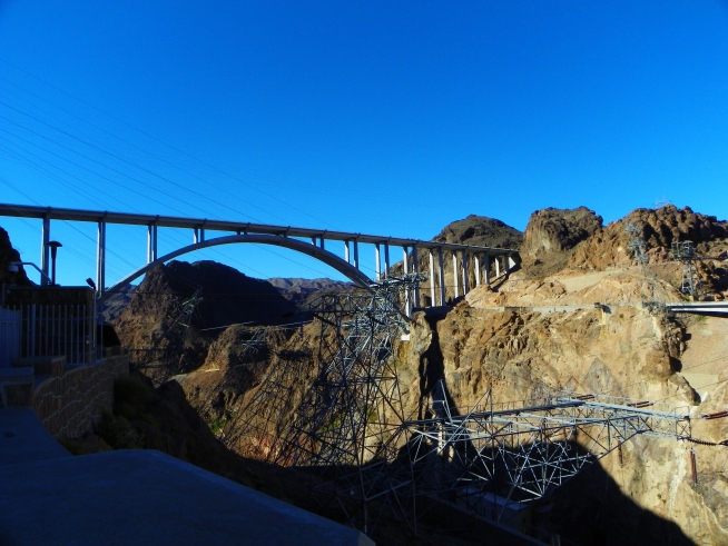 San Jose Woman Leaps From Hoover Dam