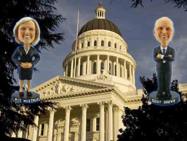 California's Most Memorable Political Scandals