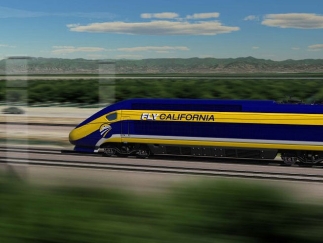Palo Alto to State: Put the Brakes on Bullet Train