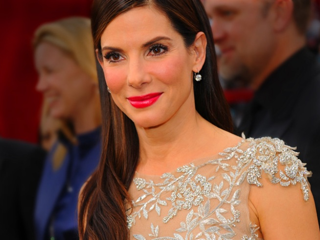 Sandra Bullock Explains George Clooney Reference in Oscar Speech