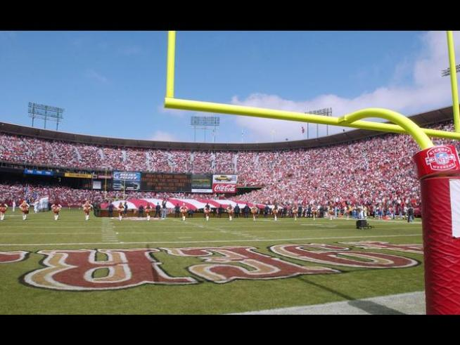 Candlestick, 49ers To Host Rams
